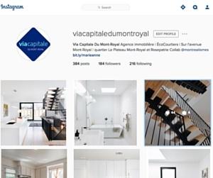 Collaboration avec l'influenceur Montréalais d'Instagram: @montrealismes